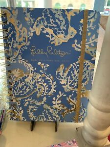 Lilly Pulitzer Large Planner 2019 2020 In Turtley Awesome New Agenda