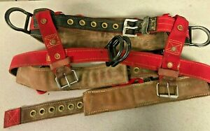 Weaver Leather Llc Sling Saddle Belt Astm F887 Model 1038 Size Md