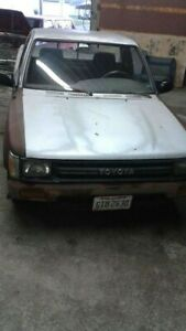 1989 Toyota Pickup Base 2 4l Complete Parts Truck
