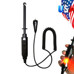 Copper Wire Car Truck Circuit Tester 6 12 24v Test Pencil Light Hook Probe dy12