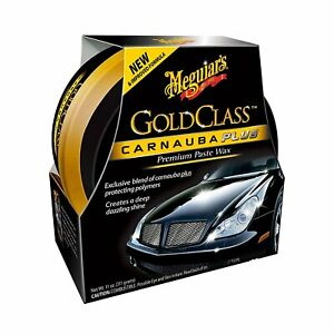 Meguiar S Gold Class Carnauba Plus Premium Liquid Wax