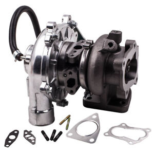 Turbo 17201 30080 For Toyota Hiace Hilux Land Cruiser With Ftv 2kd 2 5l Diesel