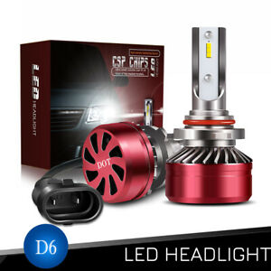 Turbosii 60w 12000lm 9005 Hb3 Led Headlight Bulb For Acura Rsx 2005 2006 Lxl