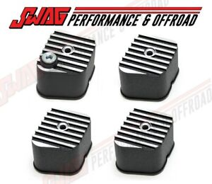 Aluminum Valve Cover Kit With Oil Fill For 88 98 4bt 4 Cylinder 5 9l Cummins
