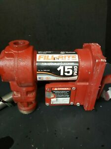 Tuthill Fill Rite Heavy Duty Fuel Transfer Pump 15gpm 12 Volt