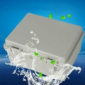 Waterproof Dustproof Ip65 Abs Plastic Electric Junction Box Project Enclosure