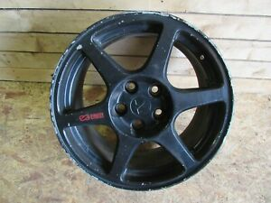 03 05 Oem Mitsubishi Evolution 8 Gsr Enkei Wheels 17x8 38 Off 2