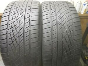 2 275 45 20 110w Continental Extreme Contact Dws 06 Tires 4 5 32 1d30 2617