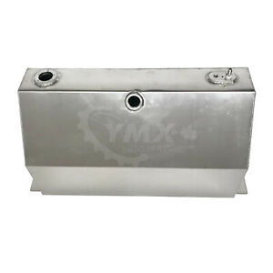 16 Gallon Universal Street Rod Custom Truck Gas Tank Fuel Tank All Aluminum