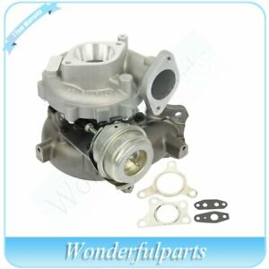 New Turbocharger Turbo Compressor Boost For 2006 Nissan Pathfinder 2 5l Yd25ddti