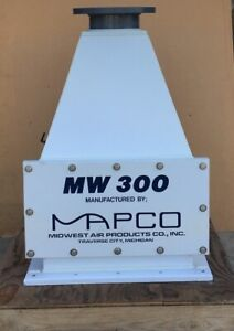 Mapco Mw 300 Vertical counter current Flow Midwest Air Product