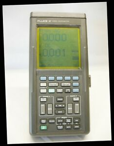 Fluke 97 50mhz Scopemeter 2 Channel Handheld Digital Oscilloscope