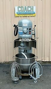 Hobart H600t 60 Quart Mixer With Timer