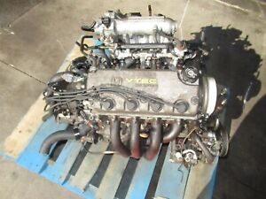 1992 1995 Honda Civic D15b Obd1 Vtec Engine Single Stage Vtec Jdm D15b Vtec E