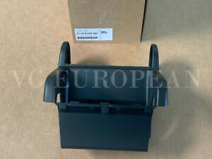 Bmw Genuine E46 3 series Center Console Armrest Support Trim Panel Black