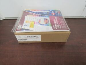 Avery Dividers 1 12 Tabs Classic 11073 Case Of 8 3 Sets Per Pack 49c