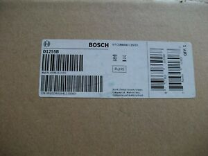 Bosch Security Systems D1255b Alpha Display Keypad Blue Line Style New Free Ship