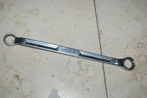 Snap On 1 1516 Vintage Offset Double Box Wrench Xv3032