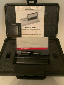 Mahr Pocket Surf Iii surface Finish roughness tester Profilometer