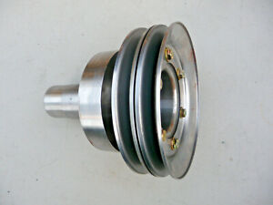 New 1955 1956 1957 Thunderbird T Bird Cranshaft Pulley Damper 292 312 Y Block