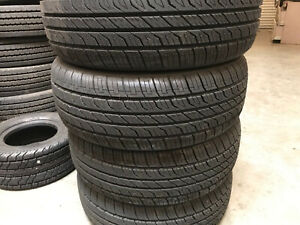 4 New Dcenti D8000 205 55r16 91h All Season Performance Tires