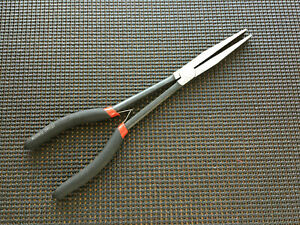 Nice Mac Tools Long Reach Duckbill Pliers 11 Long In Good Shape
