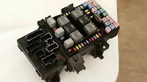 2003 2006 Ford Expedition Lincoln Navigator Fuse Box Relay Panel 4l1f 14a067 Ab