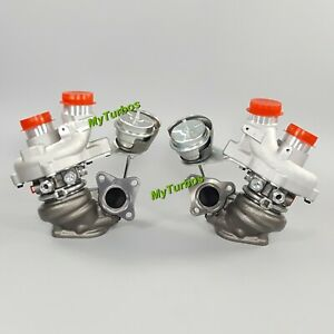 For Ford F150 Pickup 3 5l 2013 2016 Front Rear Twin Turbos K03 53039880469 0470