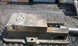 Kurt Anglock 6 Cnc Milling Machine Vise With Handle D60 Machinist Vise