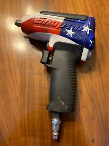 Nice Snap on Mg325 3 8 Drive Air Impact Wrench Flag Edition