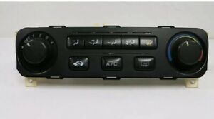 2001 2002 Honda Accord Ac Heater Climate Control Unit Oem
