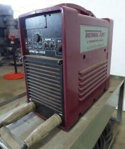Thermal Arc Dc Inverter Arc Welder 400 Amp 3 Ph 30182