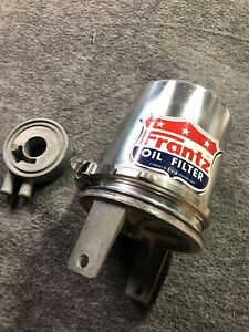 Hot Rod Or Vintage Car Truck Oil Filter Toilet Paper For Cartridge