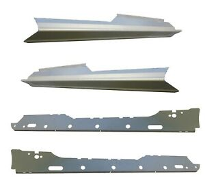 1999 2003 Ford F 150 Extended Cab Outer And Inner Rocker Panels 4 Pieces