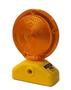 Rk Safety Blight4d Barricade Light D cell With Photocell 3 way Switch
