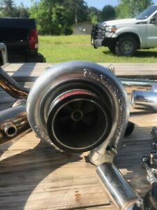 On 3 Performance Turbo Kit 99 To 04 Mustang Gt