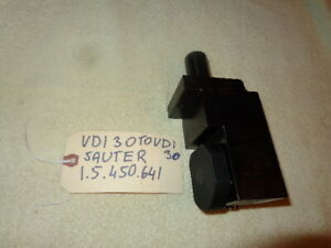 Sauter Vdi 30 To Vdi 30 90 Degree Adapter 1 5 450 641