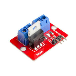 Top Mosfet Button Irf520 Mosfet Driver Module For Arduino Arm Raspberry Pi