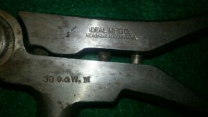 RARE Ideal Reloading Pliers Mold Tool .38S&W Marlin--.38 Special--NOT 38S&W
