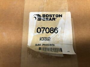 Used Boston Gear Acx 2 Hp 230 Vac 1or 3 Ph Input 0 400hz 230 Vac 3 Ph Output Acx