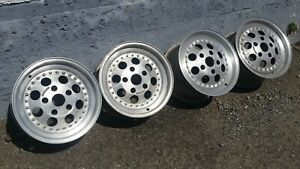 Vintage Centerline Porsche 911 Wheels 16 5x130