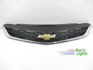 All Tabs Intact 2016 2017 2018 2019 Chevy Cruze Front Grille Oem Pre Owned