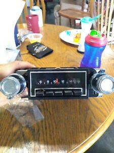 Gm Delco Am Stereo 1970s 1980s Vintage Car Audio Radio Old Original