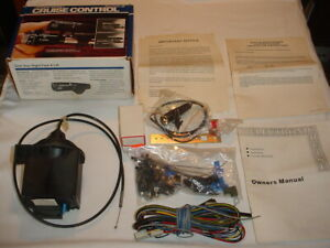 Precision Controls Cruise Control Unit Made In Usa Domestic Foreign Cars