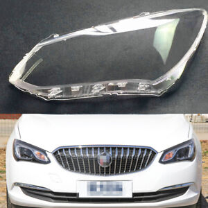 For Buick Excelle Xt 2015 2016 2017 Car Headlight Clear Lens Auto Shell Cover