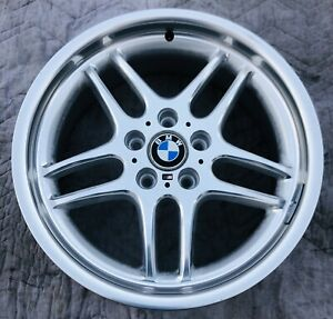 Bmw E38 Oem Mpar M Parallel 18x8 Style 37 Forged Wheel Used