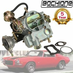 For Chevrolet Chevy 350 5 7l 400 6 6l 1970 1980 2 Bbl Rochester Style Carburetor