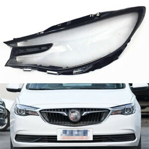 For Buick Excelle 2018 Car Headlight Headlamp Clear Lens Auto Shell Cover