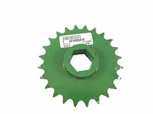 John Deere Oem Chain Sprocket Afh205816 For 400 500 Round Balers