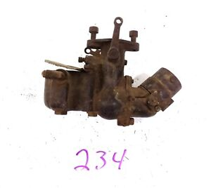 Antique Zenith Carburetor Carb Model 11 Buick Chevrolet Chrysler Ford